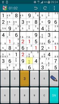 Super Sudoku screenshot 2