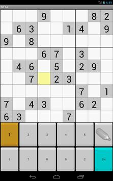 Super Sudoku screenshot 9