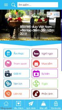 Binh Dinh Tourism poster