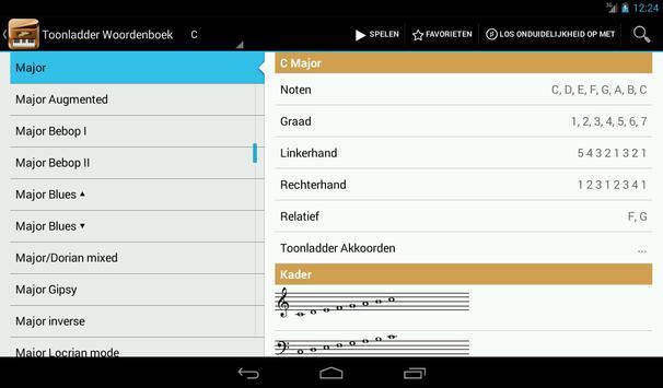 Piano Companion PRO:akkoorden screenshot 15