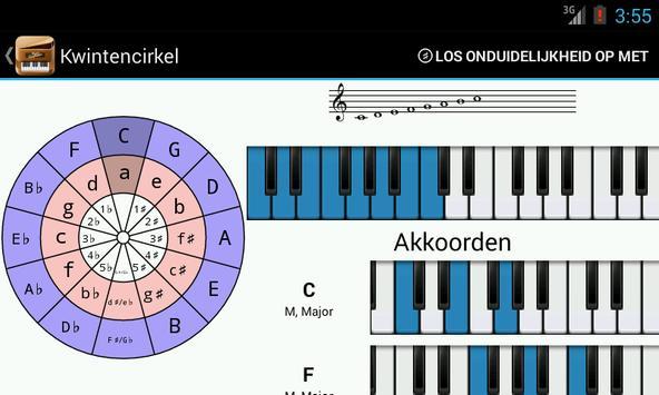 Piano Companion PRO:akkoorden screenshot 2