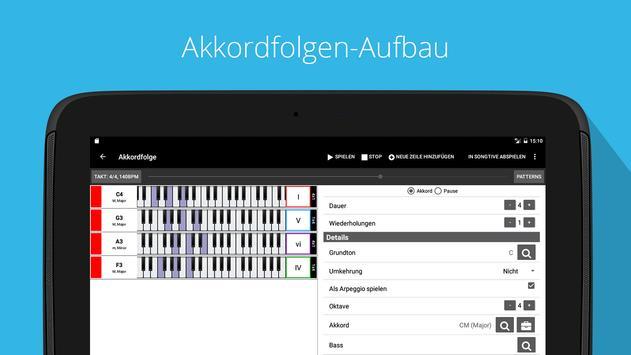 Piano Companion PRO: Akkord Screenshot 7