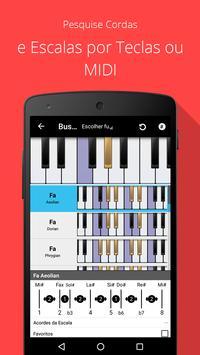 Piano Companion PRO: acordes imagem de tela 1