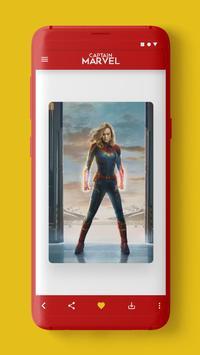 Captain Marvel Wallpaper screenshot 2
