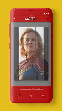 Captain Marvel Wallpaper screenshot 3