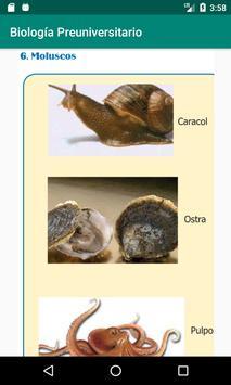 Biología Teoría Gratis screenshot 7
