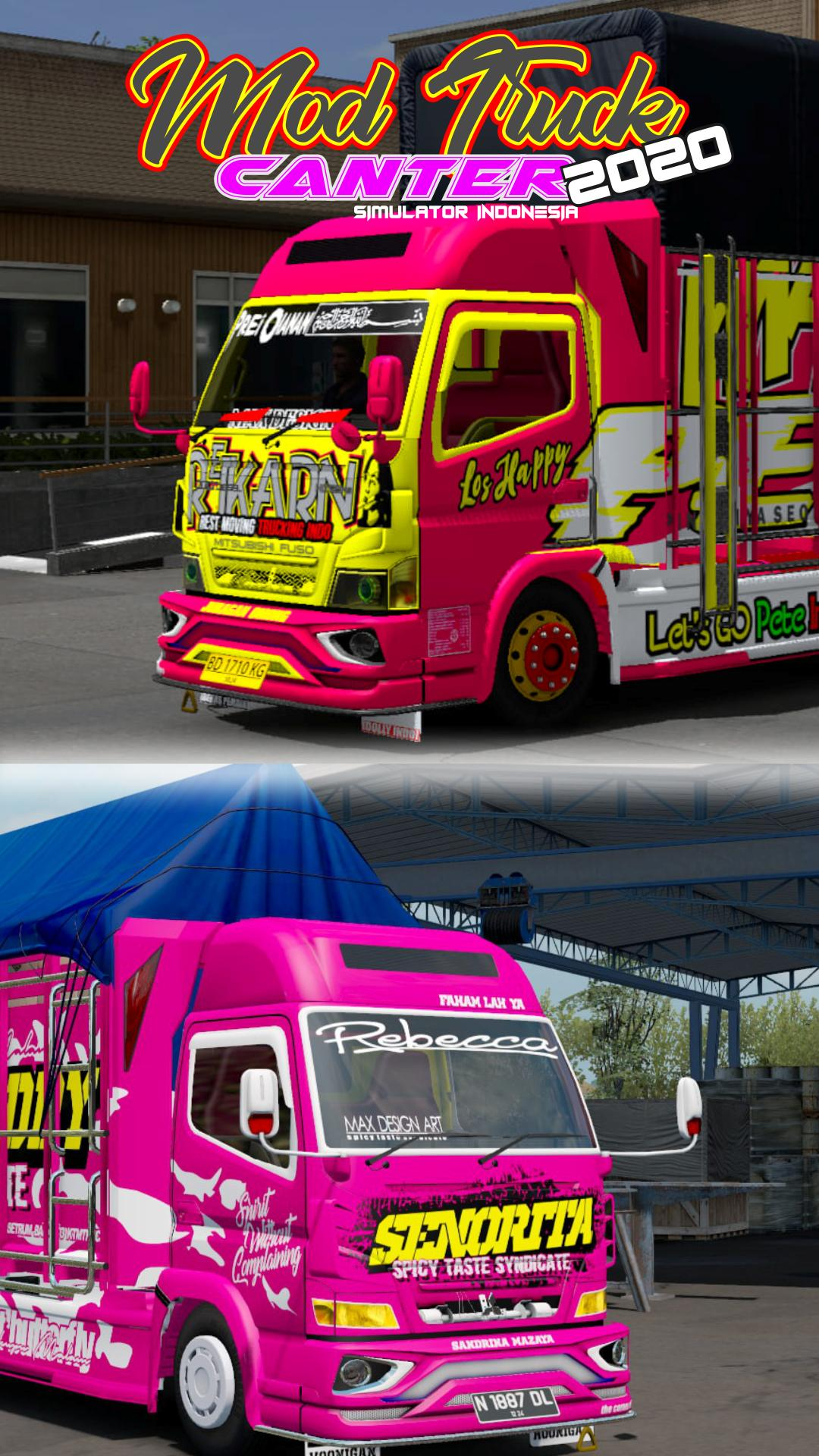 Mod Truck Simulator Indonesia 2020 For Android Apk Download