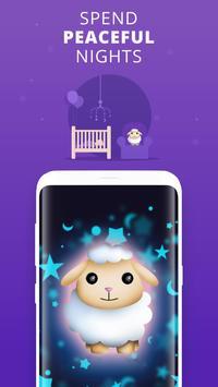बेबी नाइट लाइट - तत्काल नींद और सहायता स्क्रीनशॉट 4