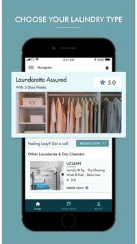 Launderette screenshot 2
