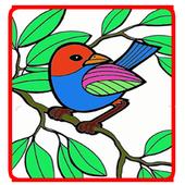 Bird Color icon