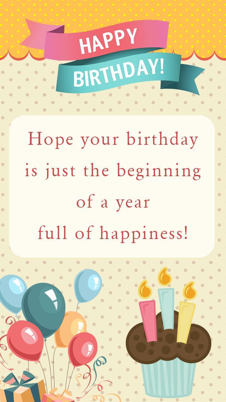 Crear Tarjetas De Invitación De Cumpleaños For Android Apk