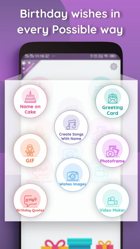 Birthday Song With Name Maker For Android Apk Download
