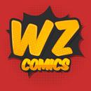 WZ Comic - ကာတြန္းစာအုပ္မ်ား APK