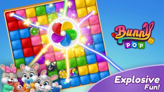 Bunny Pop captura de pantalla 9