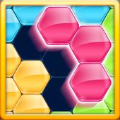 ¡Bloques! Puzle Hexagonal icono