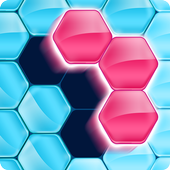 Game Puzzle android Block! Hexa Puzzle offline hot