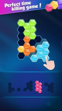 Block! Hexa poster