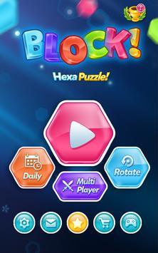 ¡Bloques! Puzle Hexagonal captura de pantalla 14