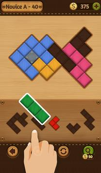 Block Puzzle-Spiele: Wood Collection Screenshot 3
