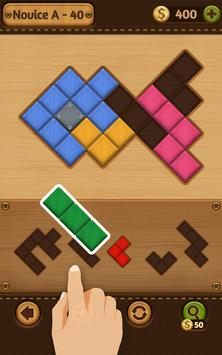 Block Puzzle-Spiele: Wood Collection Screenshot 11