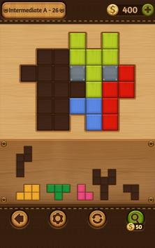 Block Puzzle-Spiele: Wood Collection Screenshot 12