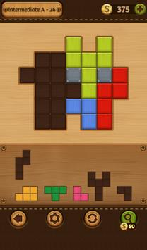 Block Puzzle-Spiele: Wood Collection Screenshot 4