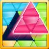 Block! Triangle icon