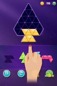 Block! Triangle poster