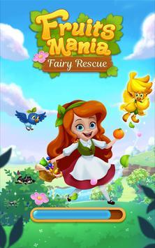 Fruits Mania : Fairy rescue screenshot 5