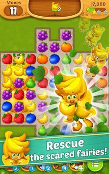Fruits Mania : Fairy rescue screenshot 8