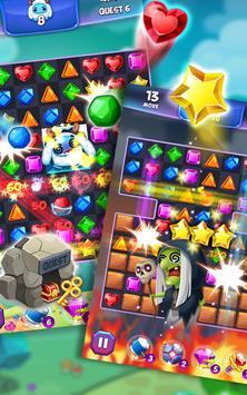 Jewel Match King: Quest screenshot 2