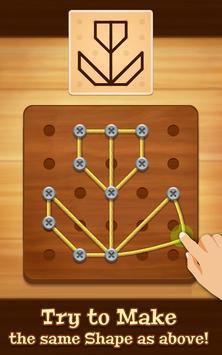 Puzzle Garis: Seni Benang screenshot 2