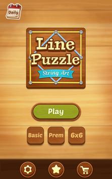 Puzzle Garis: Seni Benang screenshot 7