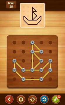 Puzzle Garis: Seni Benang screenshot 5