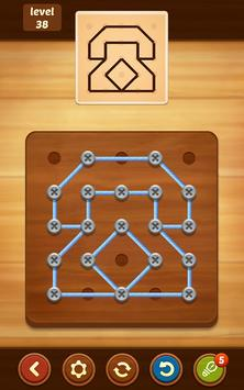 Line Puzzle: String Art स्क्रीनशॉट 6