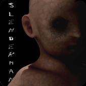 Slender man by Bitmogade icon