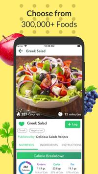 Calorie Counter, Carb Manager & Keto by Freshbit screenshot 3