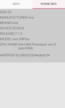 Root Checker screenshot 2