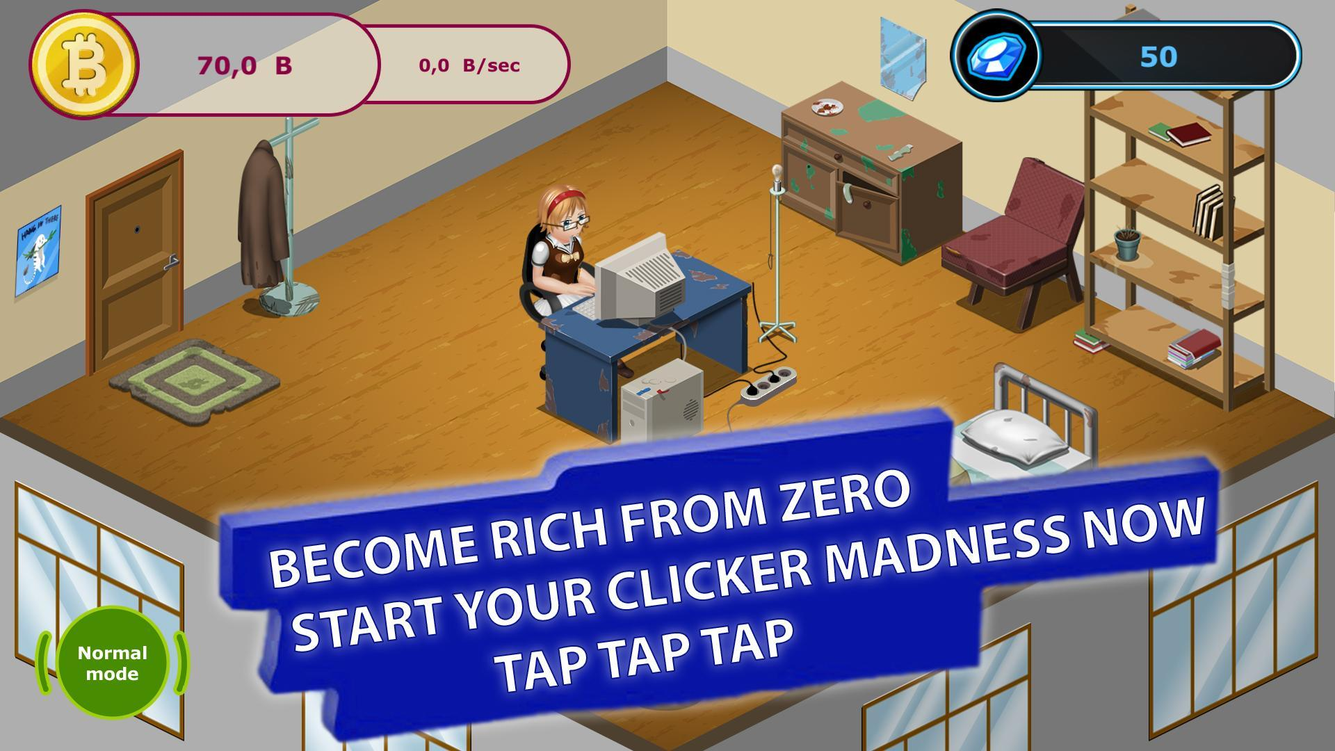Bitcoin Idle - Tap Tap Clicker for Android - APK Download