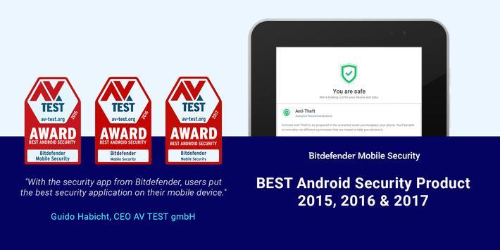 Bitdefender Mobile Security & Antivirus screenshot 6