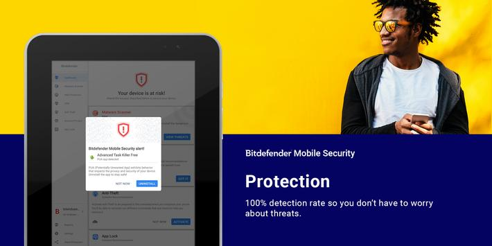 Bitdefender Mobile Security & Antivirus screenshot 7