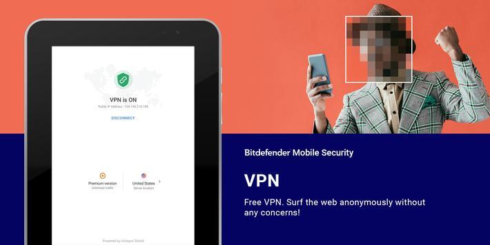 Bitdefender Mobile Security & Antivirus screenshot 8