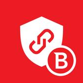 Bitdefender VPN ikona