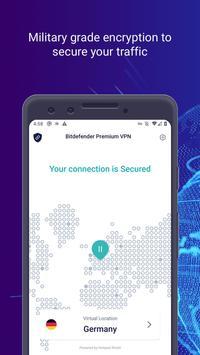 Bitdefender VPN plakat