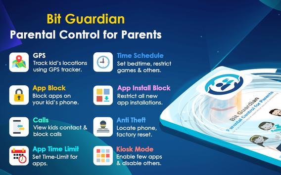 Bit Guardian Parental Control - For Parents Ekran Görüntüsü 8