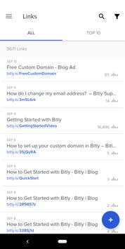 Bitly poster