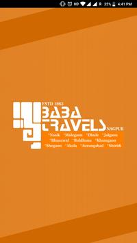 BABA Travels poster