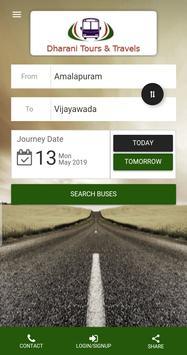 Dharani Tours and Travels screenshot 1