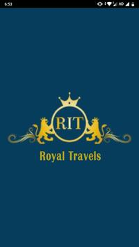 Royal Travels poster