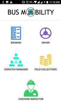 Bus Mobility स्क्रीनशॉट 1